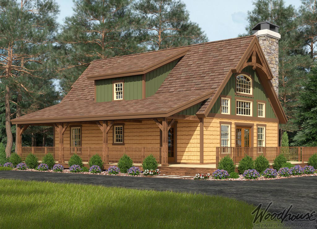 Greenfield Woodhouse The Timber Frame Company