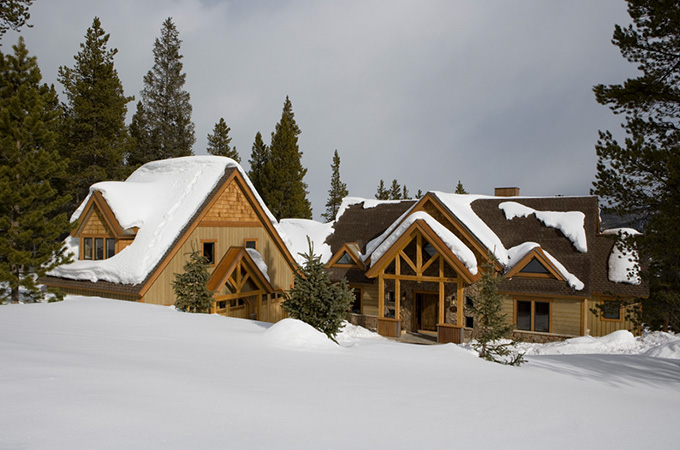 5 Fabulous Must Haves For Your Timber Frame Ski Chalet